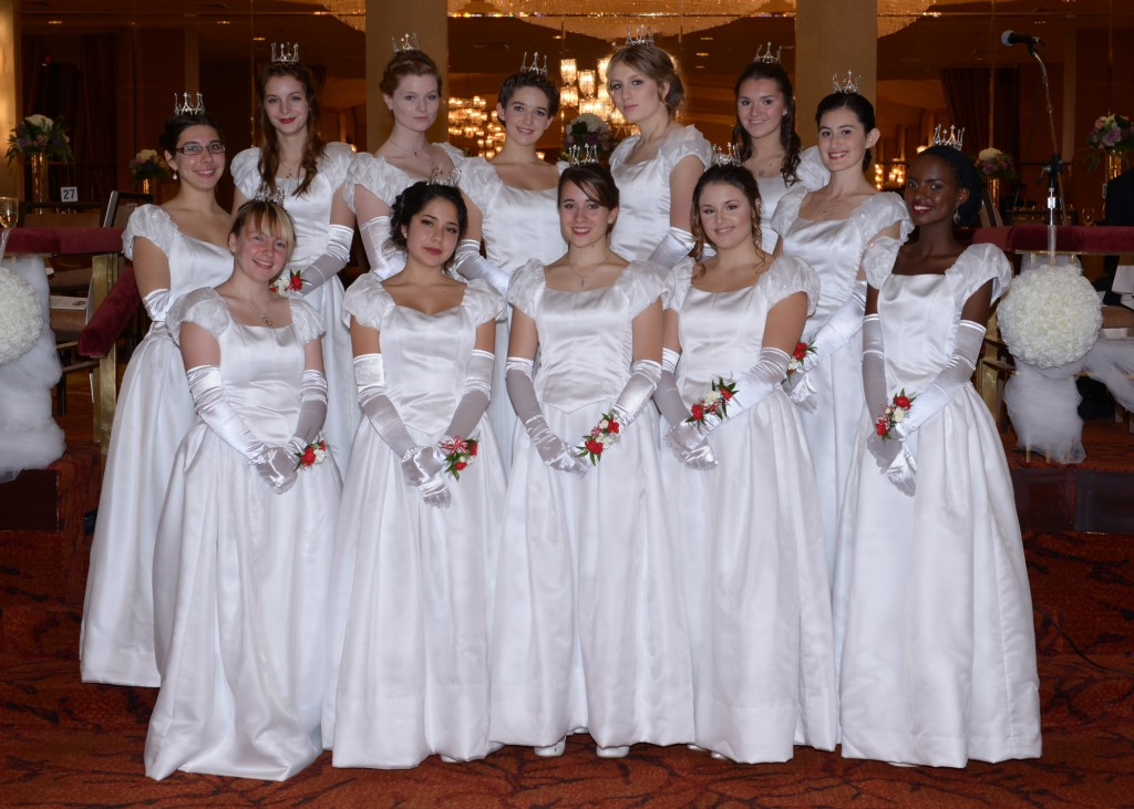 Our beautiful Debutantes