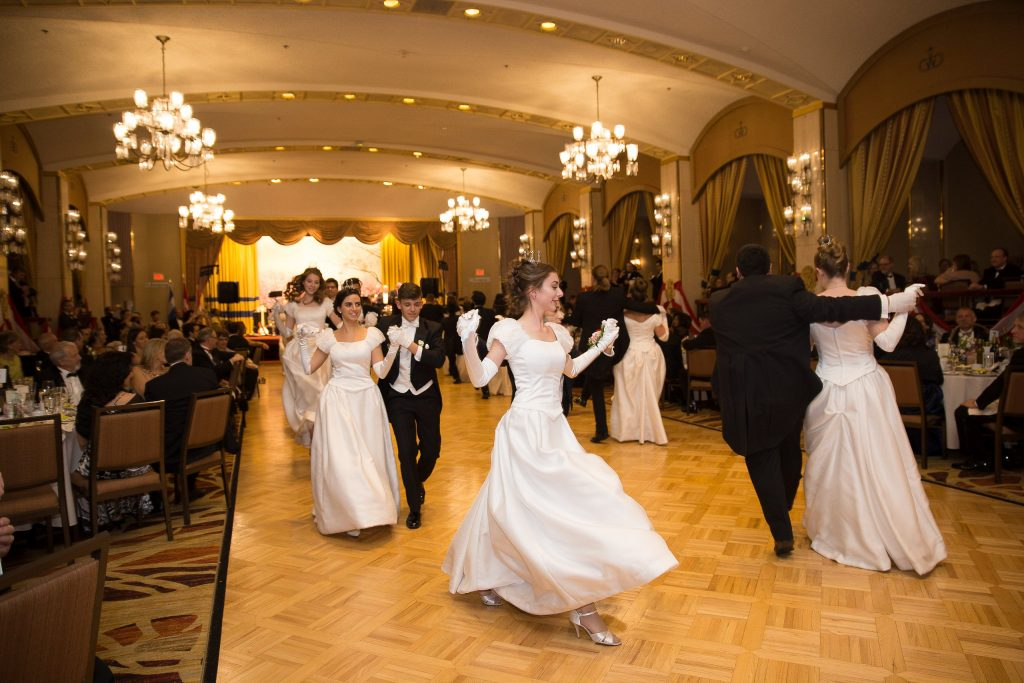 The Debutantes' Waltz