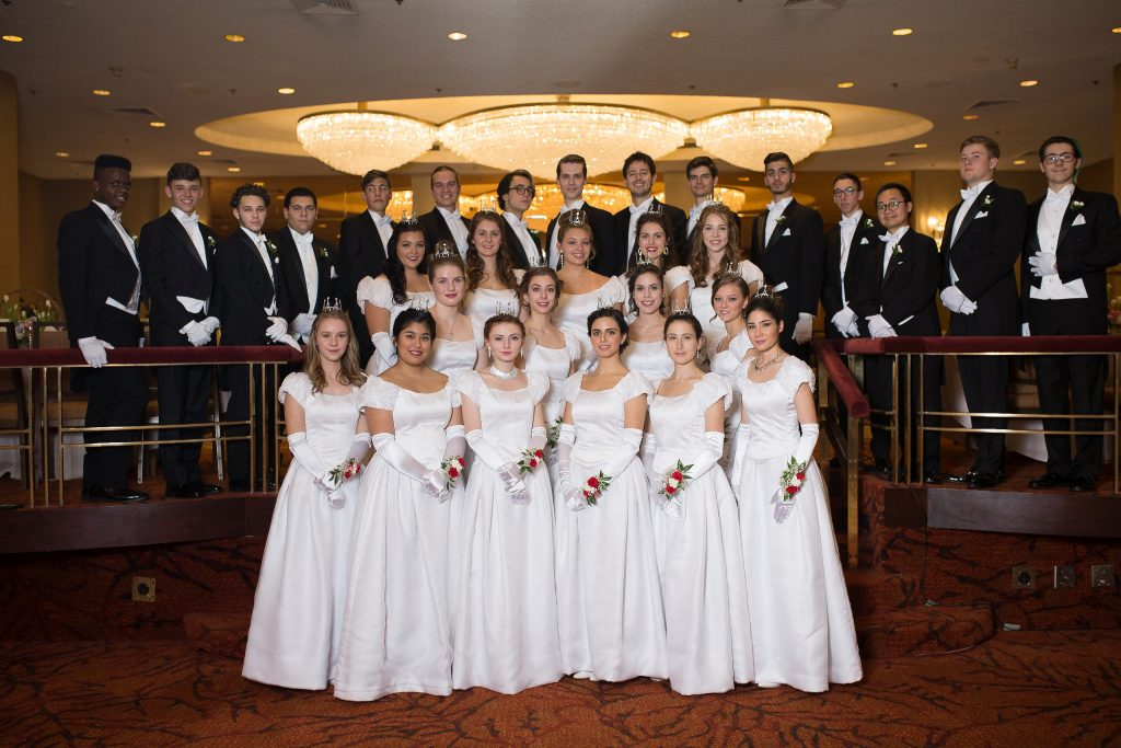 Debutantes and Escorts 2016